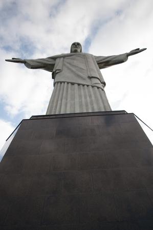 soul searching: Corcovado Hill in Rio de Janeiro, Brazil Editorial