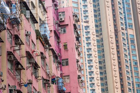 New apartment in Hong Kong