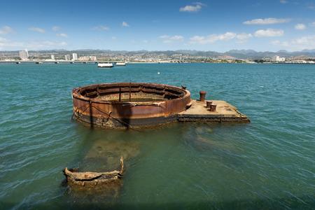 Pearl Harbor Wreck