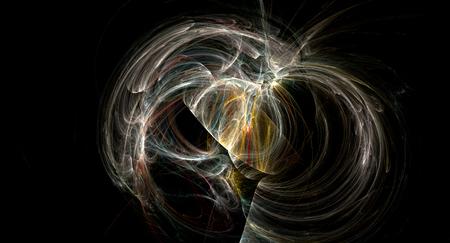 Supernova bright abstract design backgound nebula explosion