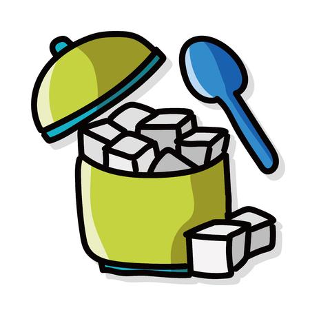 sugar color doodle