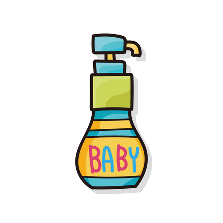body wash: Body Wash doodle