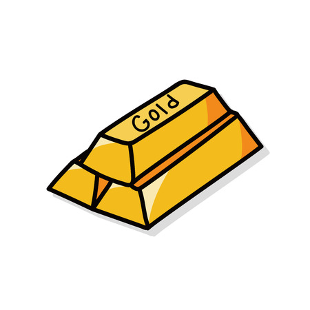 and gold: gold doodle