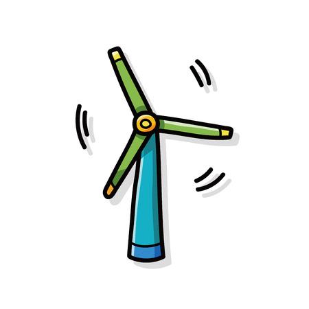 windenergie doodle