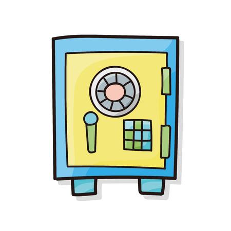 safety box: safety box doodle