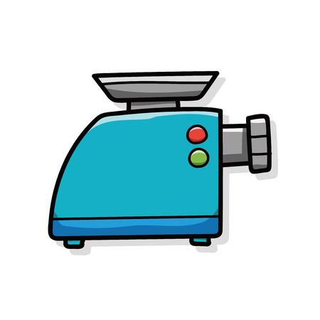 weighing machine: Weighing machine doodle