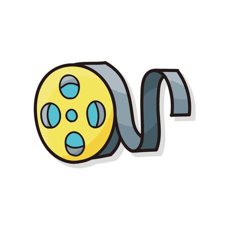 vcr: video tape doodle