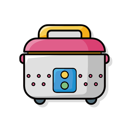rice cooker: rice cooker doodle
