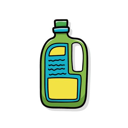 detergent: detergent doodle