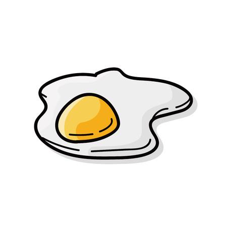sizzle: breakfast doodle
