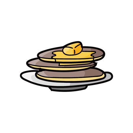pancake: pancake doodle