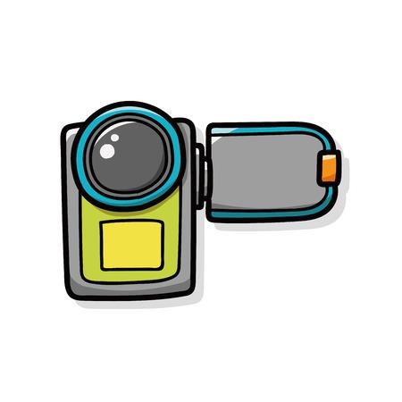 grabadora: Grabadora de video del doodle