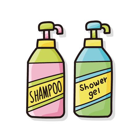 shampoo: shampoo doodle