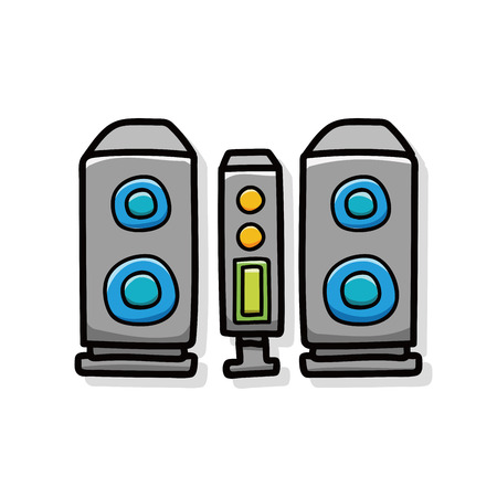 stereo: Stereo doodle