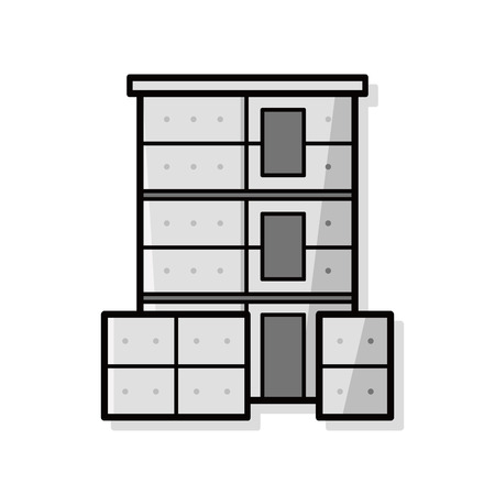 building: building doodle