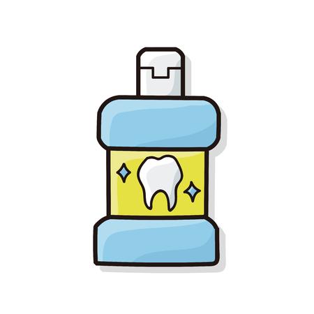 mouthwash: Mouthwash doodle