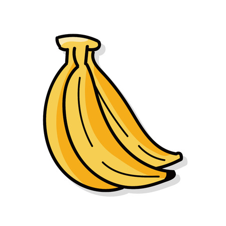 banana doodle