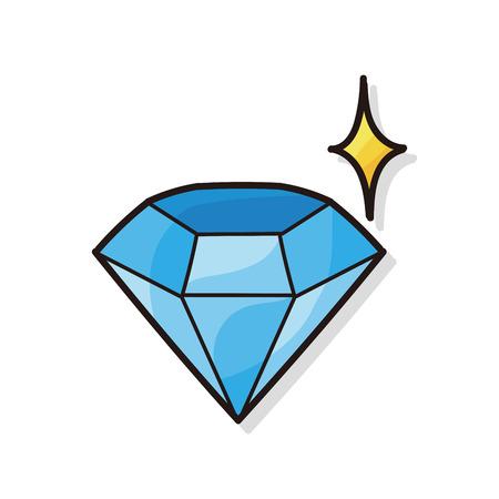 diamond doodle