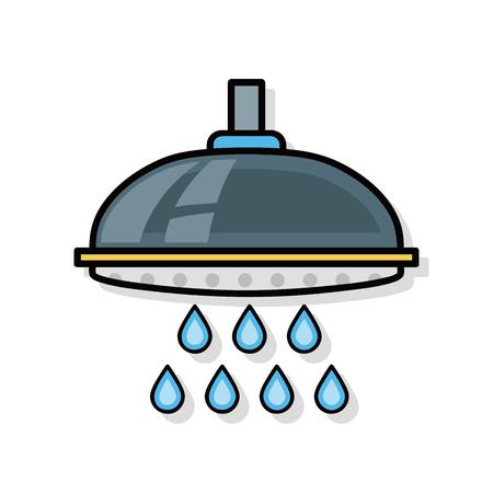 Showerheads doodle