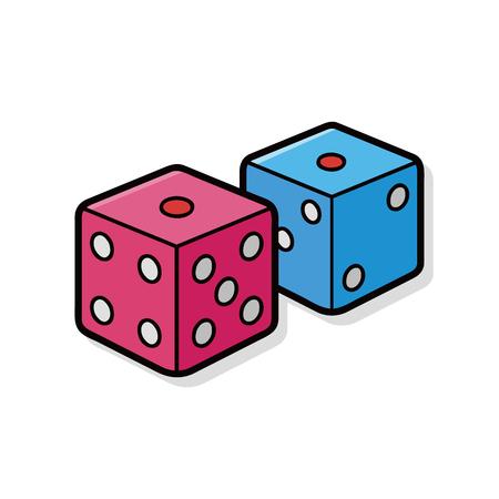 dice doodle