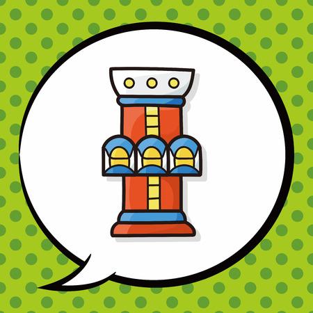 freefall: Freefall doodle, speech bubble