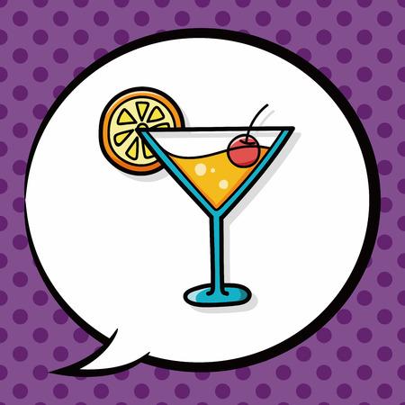 bottle liquor: champ�n garabato, la burbuja del discurso