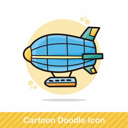 flying boat: Flying Boat doodle