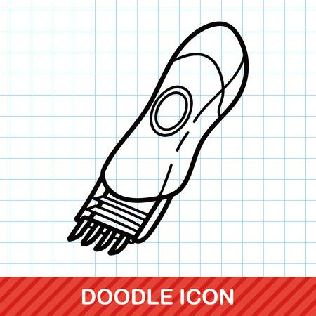 shaver: pet shaver doodle