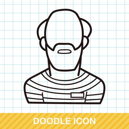 prisoner: prisoner doodle