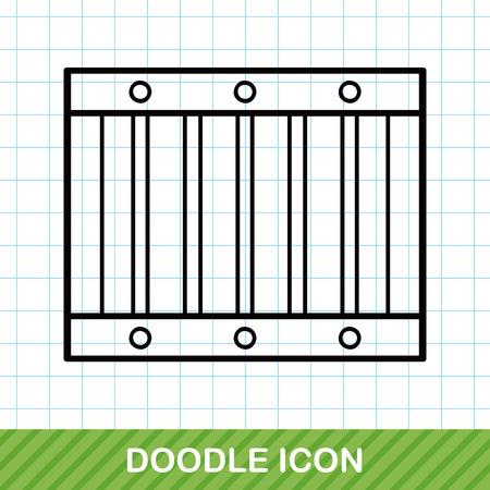 prison: Prison doodle