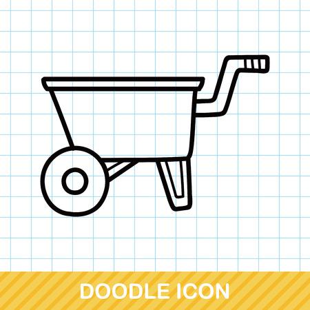 handbarrow doodle