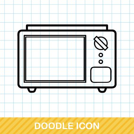 microwave: microwave doodle