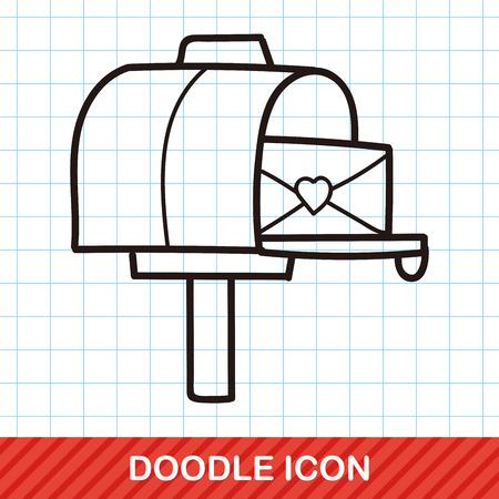 shipwreck: letter doodle