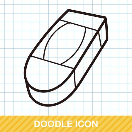 eraser: eraser color doodle
