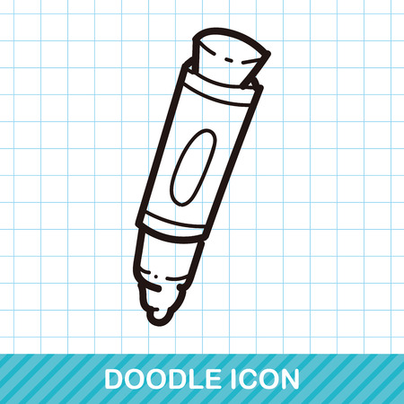 crayon: crayon color doodle