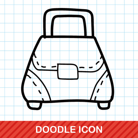 goodie: bag color doodle