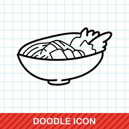 noodle: noodle doodle
