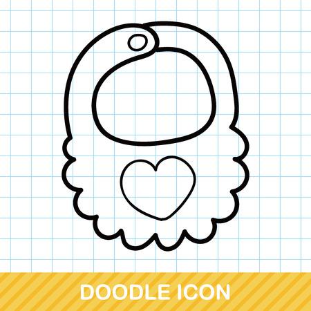 baby Bibs doodle