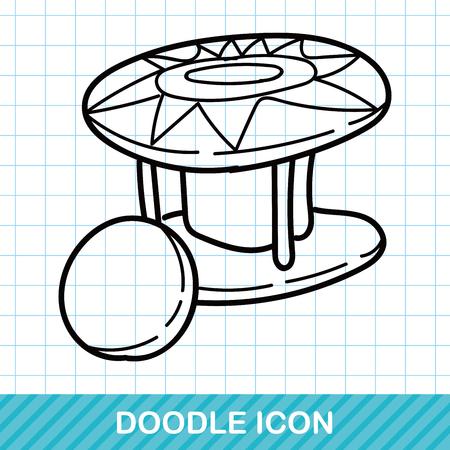pinball: Pinball doodle
