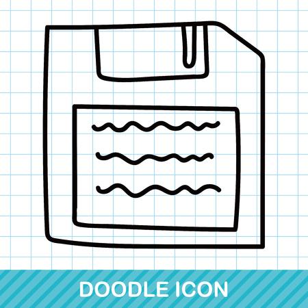 floppy: floppy disk doodle