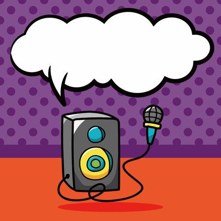 estereo: Garabato est�reo, burbuja del discurso