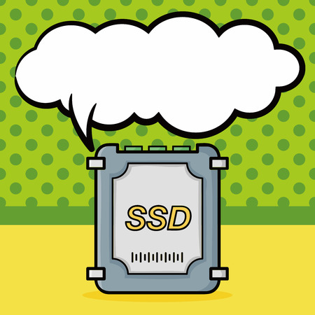 sd: SD card doodle, speech bubble