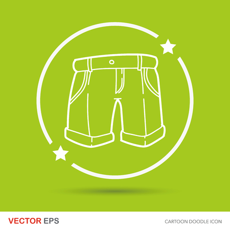 pants: pants doodle Illustration