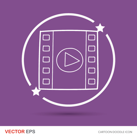 film tape: film tape doodle