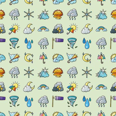 sleet: Weather icons set,eps10