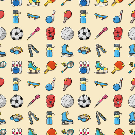 hurl: Sport and fitness icons set,eps10