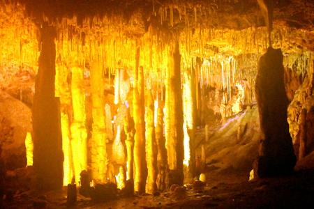 stalagmites: Stalagmites and Stalactities