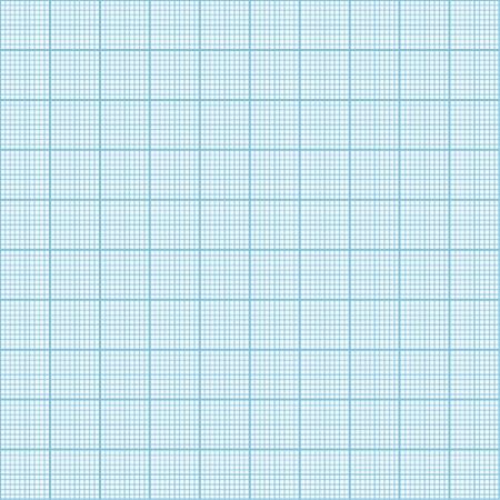 millimeter: Millimeter paper seamless Illustration