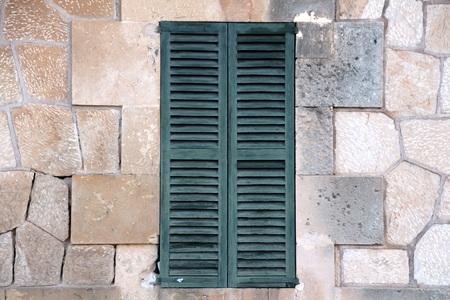 spanish homes: Old window