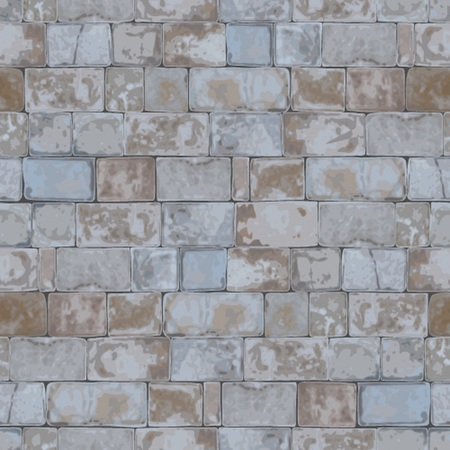 urbane: Old wall seamless in spain